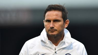 Lampard: I don't need new players