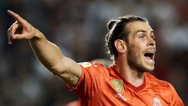 Bale to Jiangsu Suning 'realistic'