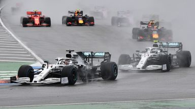 Hill: F1 faces environmental challenge