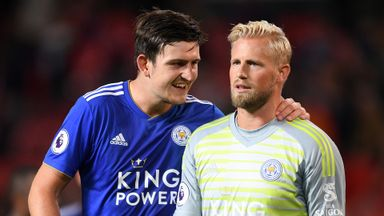 Schmeichel: Maguire interest no surprise