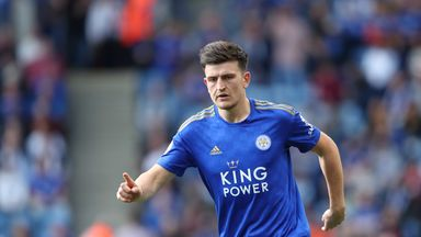 Are Man City out of Maguire running?
