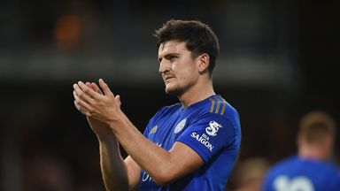 Morgan glad to have Maguire
