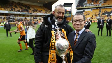 'Wolves will continue to invest'