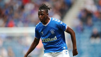 Aribo enjoying Toure, Vieira comparisons