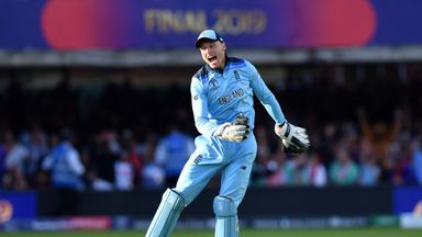 'Buttler integral to England rise'