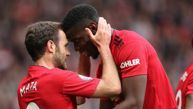 Mata: Pogba a positive influence at Utd