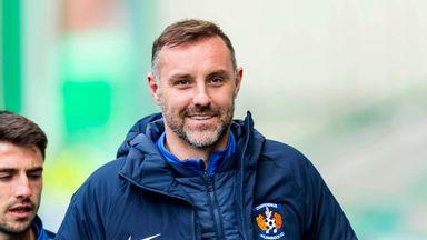Boyd: Kilmarnock overachieved last season