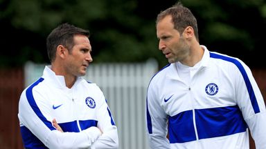Lampard: Chelsea not a stop-gap