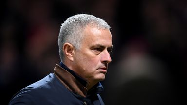 'Spurs a big challenge for Jose'