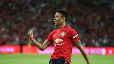 'Greenwood one of best finishers I've seen'