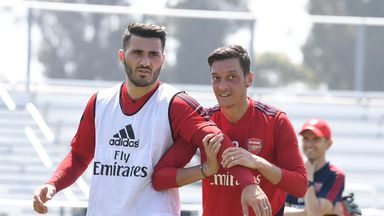 Why Ozil & Kolasinac will miss season opener