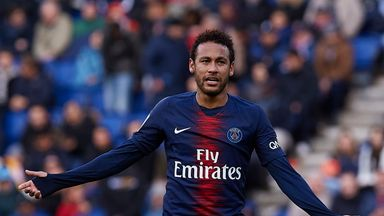 Neymar asks to leave PSG