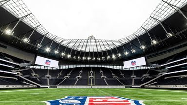 'Kudos to Levy for NFL dream'