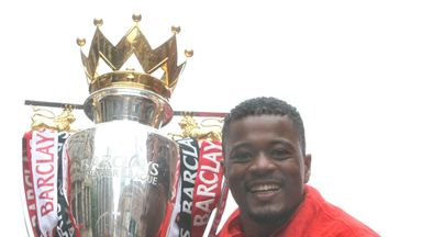 Evra: You need to bleed for United!