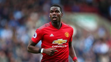 Mata: Pogba should stay at Man Utd