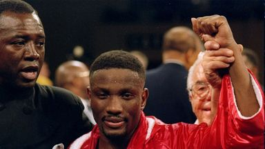 Whitaker was 'one of the greatest'