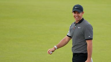 McIlroy: Open win would top it all