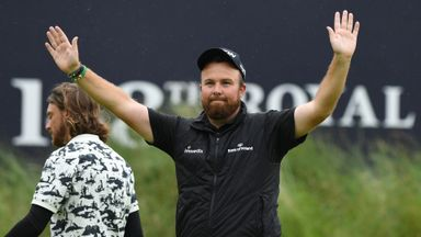 Shane Lowry wins The Open!