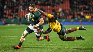 South Africa 35-17 Australia
