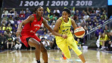 WNBA: Aces 66-69 Storm