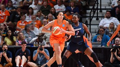 WNBA: Dream 69-98 Sun