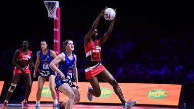 Trinidad & Tobago 43-43 Scotland