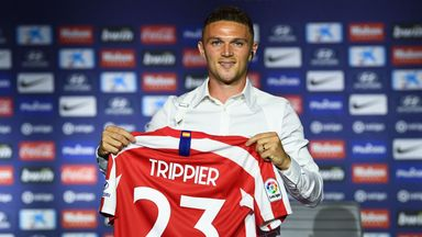 Trippier thrilled at Spanish challenge