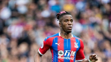 'Arsenal in difficult position with Zaha'