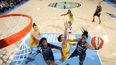 WNBA: Fever 70-78 Sky