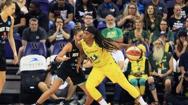 WNBA: Liberty 69-78 Storm