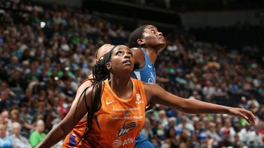 WNBA: Mercury 62-75 Lynx