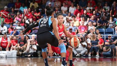 WNBA: Dream 65-93 Mystics