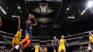 WNBA: Sun 76-63 Fever