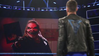 Bray Wyatt accepts Finn Balor's challenge