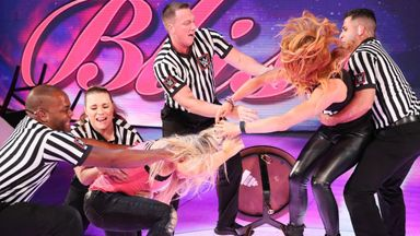 Natalya and Becky Lynch brawl on 'A Moment of Bliss'