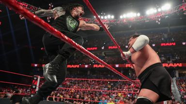 Reigns vs. Samoa Joe: Who is the better man?