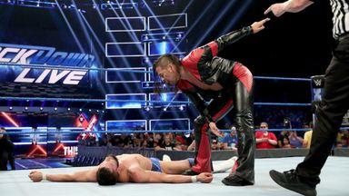 Nakamura defeats Balor