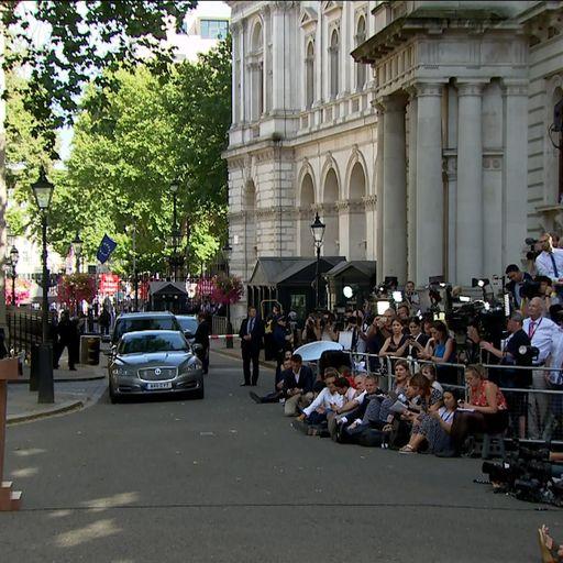 In full: Boris Johnson's first speech as prime minister