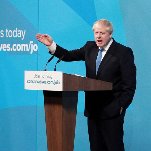 LIVE: Incoming PM Johnson vows to 'energise the country'