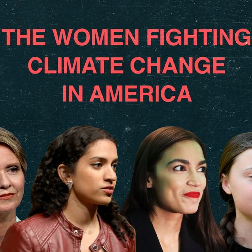 The women fighting climate change in America