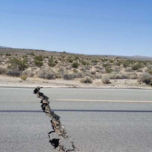 Southern California hit by strongest earthquake in 20 years