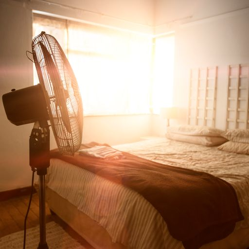 Sleep with a fan on? You might want to think twice