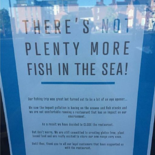 Fish and chip restaurant closes because 'there are not plenty more fish in the sea'