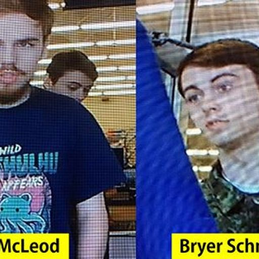 Canadians urged to be on lookout for wanted triple murder suspects