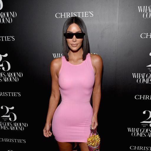 Kim Kardashian West's Kimono underwear line branded 'offensive'