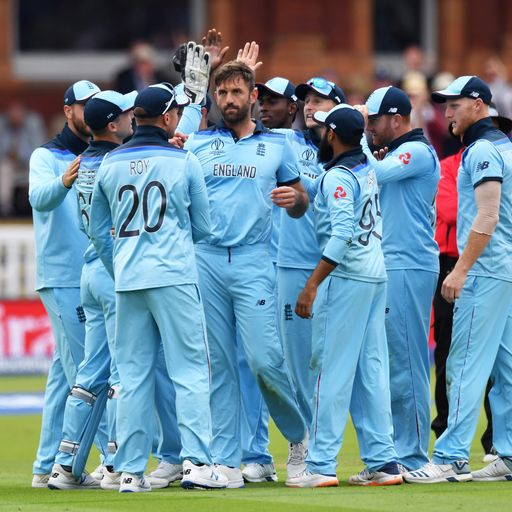 Who are England's World Cup heroes?