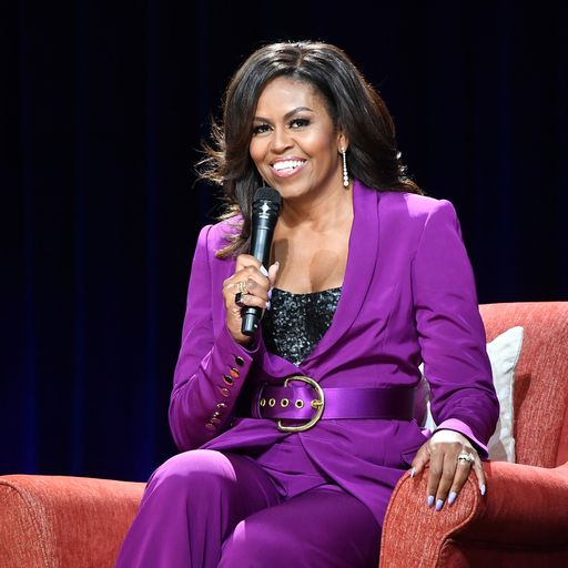 Meghan left 'speechless' by Michelle Obama interview