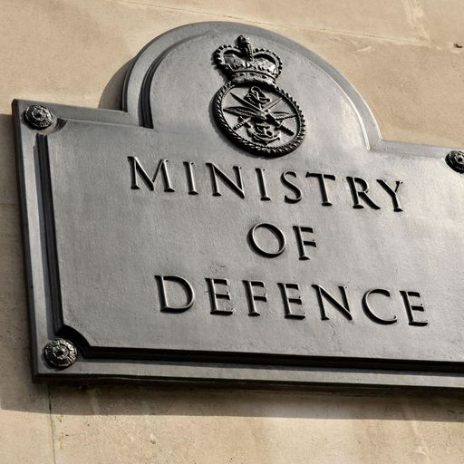 MoD secrets exposed in dozens of cyber security breaches