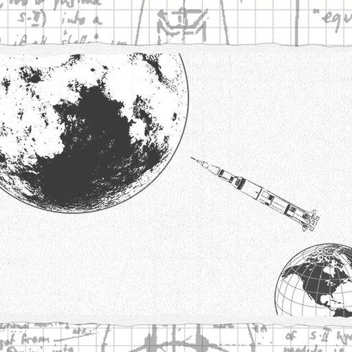 Anatomy of the moon landing