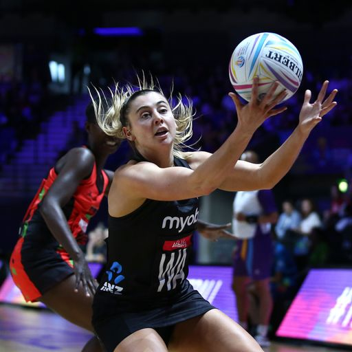 Netball World Cup: Day One LIVE!